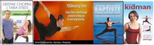 yoga dvds