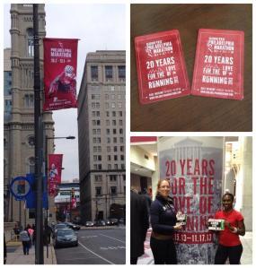 Philly Marathon Expo
