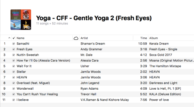 Yoga - Gentle Yoga (2 Fresh Eyes)