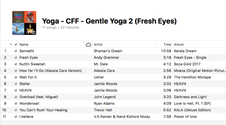 Yoga - Gentle Yoga (2 Fresh Eyes)
